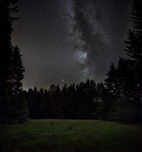 Podzimní Mléčná dráha