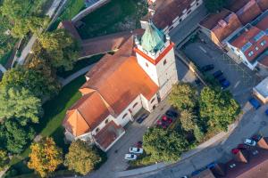 Tišnovský kostel