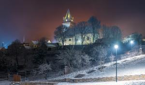Tišnovská zima